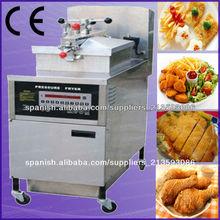 Máquina CE aprobación Henny Penny presión máquina de freír el pollo KFC
