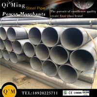American standard round pipe supplier in china and structural pipe