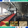 commercial dehydrator machine food continuous mesh belt dryer