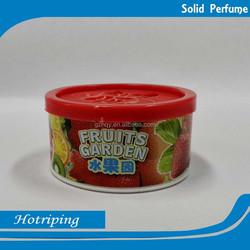 Wholesale Solid Gel Perfume Long Lasting Solid Air Freshener Toilet Cleaning
