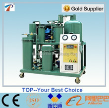 Green Products Waste Lubrication Oil Water Separator (Series TYA-20), All Kinds Of Lubrication Oils Handling, Energy Saving