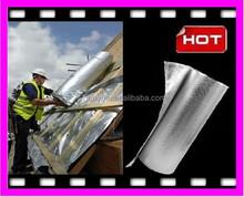 Thin foil insulation