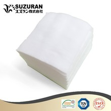 200gsm,7.5cmX7.5cm,1.125g/pc make-up cotton pads