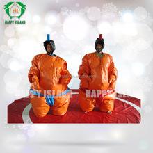HI Amazing inflatable sumo wrestling suits, sumo tires for sale