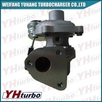 RHB5 89176-0800 turbocharger truck supercharger