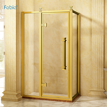 Buffer gear structure design shower glass enclosures FA091
