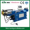 China manual hydraulic metal pipe tube 90 degree bending machine LDW-38A