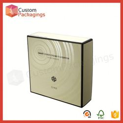 Shanghai Timi shipping cosmetic box false hair packaging box