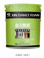colorful Interior emulsion liquid paint