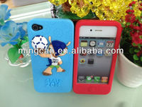 Wholesale price football elves case for Galaxy S2