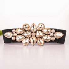 Best Selling Cheap Fashion Crystal Belt For Women