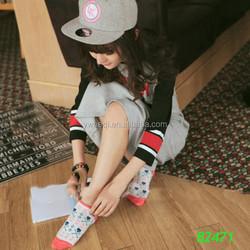 China suppliers 2015 fashion summer hotsale teen dreamgirls in socks