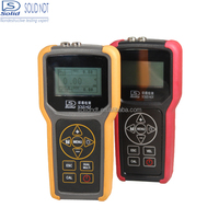 Portable digital car paint coating thickness gauge, elcometer
