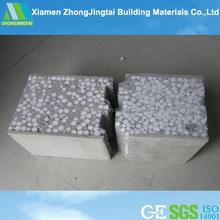 basement insulation/eps cement sandwich panels/siding panel