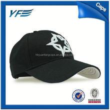 Custom 3D Embroidery Hat/Snapback Hat Paypal/Women Winter Hat