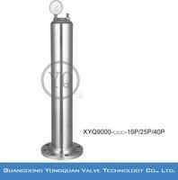 XYQ9000-16P/25P/40P Piston Stainless Steel Water Hammer Arrestor, DN 65-400mm