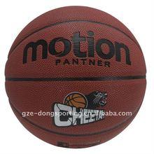 moisture absorption pu size 7# pu basket ball