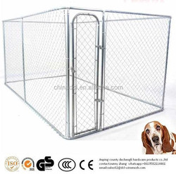 outdoor large dog kennel/dog run