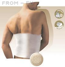 Wool WARMING BELT Rheumatic Back Pain Brace RADICULITIS WARMER Kidney Support
