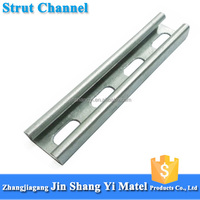 11x35MM 11x30MM 14x30MM Perforated Strut Channel