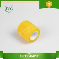 Cheap Cheapest butterfly nonwoven cohesive bandage
