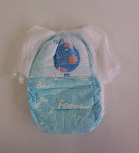 Super soft baby training diaper, training pants, easy up diapers for baby