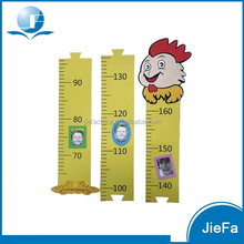Factory Price High Quality EVA Foam Kids Height Chart Rulers