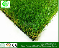 CE SGS ROHS test landscaping artificial grass for landscape.WF-ZH001-3515