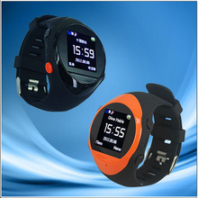 Customized hot selling life waterproof gps watch kids led watches cheapest gps tracking device