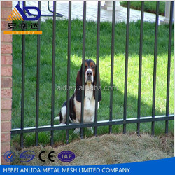 Cheap iron fence dog kennel for sale
