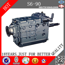 Heavy Duty Truck and Bus zf transmission S6-90 gearbox