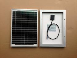 10W solar module 12v 18v for sale