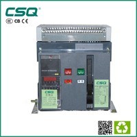 Intellignet Air Circuit breaker/ ACB drawer type and fixed type 1600a