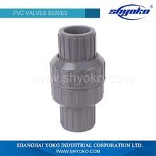 Hot sale best quality plastic mini check valve