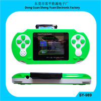 pve video game consoles with 2.4'' TFT color screen portable game electronic game player