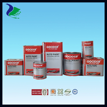 1K Solid Colors Metallic Car Paint ( Manufacture in Guangzhou )