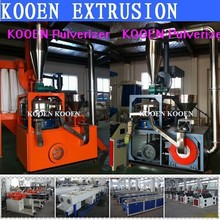 KOOEN Company offer high quality plastic pe pvc pulverizer mill