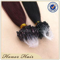 high quality 16 18 20 inch wholesale cheap micro bead hair extension