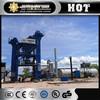 China Mobile Mini Asphalt Mixing Plant Roady 60
