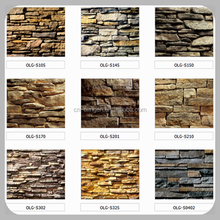 Decorative wall panel artificial stone