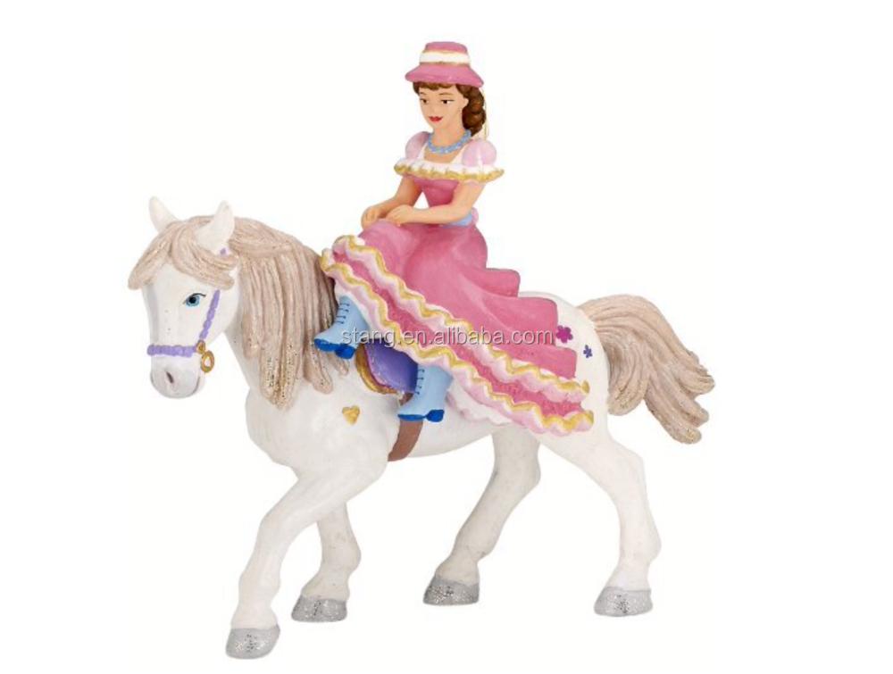 ballerine elfe et son licorne princesse avec leurre elfes enfants et poney coffret poup e autres. Black Bedroom Furniture Sets. Home Design Ideas