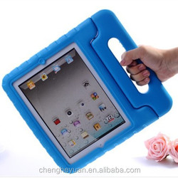 New Kids Shock proof Stand Handle Eva Foam Cover Case For ipad mini 1 2 3