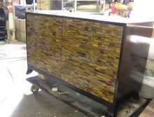 natural rough free sample for solid wood slab dining tables