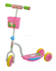 popular lovely rabit foot kick scooters china scooter kids three wheel scooter price with basket music light HDL-702
