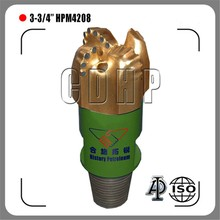 3 3/4'' drill bit , HPM4208 pdc drill bit , diamond pdc drill bit in good quality with competitive