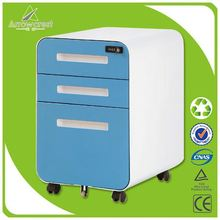 Fahion style economy and durable office filing cabinet furniture
