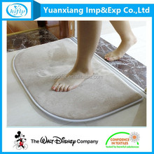 Wholesale price modern home Fashion Style Waterproof Anti-slip Bath Mat