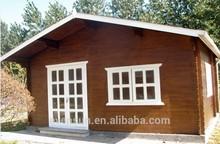 lado de la playa moderno portátil pequeña casa de madera
