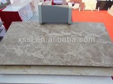 Light Emperador Marble Composite Ceramic