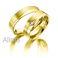 AGR0199-Y- wedding band hand with 18k gold diamond wedding bands,jewelry ,diamond ring